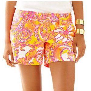 Lilly Pulitzer Sea And Be Seen Callahan Shorts